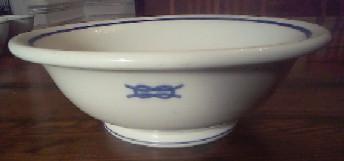 junior officer serving bowl 10