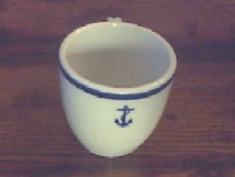 demitasse or expresso coffee cup
